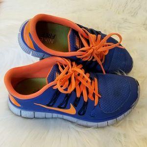 Women's Nike Free 5.0+ Runners